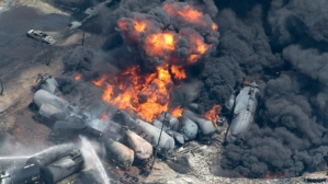Lac-Megantic rail disaster