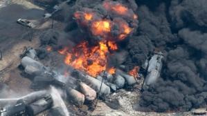 Lac-Megantic rail disaster
