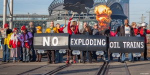 No Exploding Oil Trains